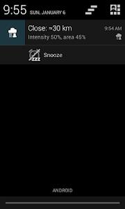 Rain Alarm OSM Pro v3.8.19