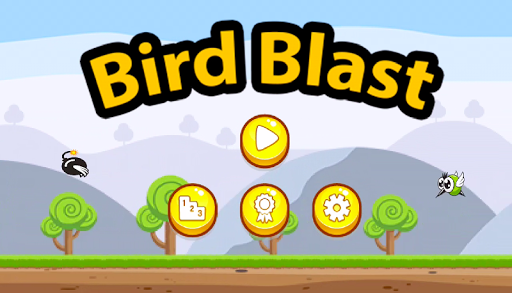 Bird Blast: Fire Shooting Bird