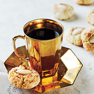 Almendrados (Flourless Almond Cookies).
