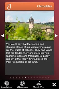 Wines of Beaujolais- screenshot thumbnail