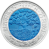 Euro Austria Commemorative
