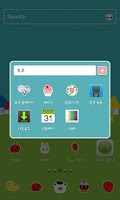 Screenshot of KyangGom style dodol theme