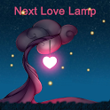 Next Love Lamp live wallpaper icon