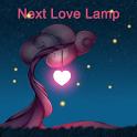 Next Love Lamp live wallpaper icon