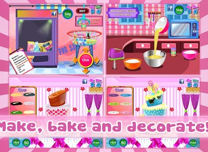Crazy Delicious Cakes - screenshot thumbnail