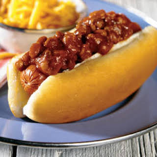 Campfire Hot Dogs.