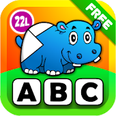 Kids & Toddler Puzzle: Animals