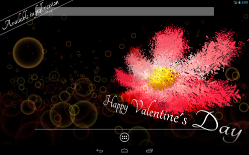 Valentine's Day Free LWP- screenshot thumbnail