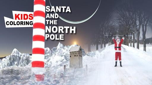 【免費娛樂App】聖誕老人和北極-APP點子