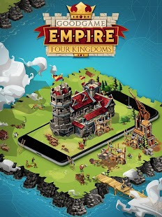 Empire: Four Kingdoms - screenshot thumbnail