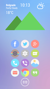 玩個人化App|Pastelus - Pastel Widgets免費|APP試玩