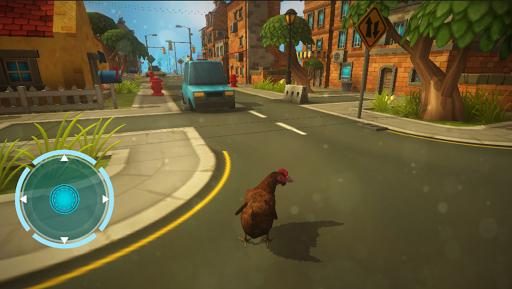 Crazy Chicken Simulator для планшетов на Android