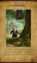 GA8: Curse of the Assassin Screenshot 1