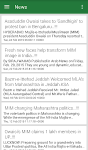 AIMIM screenshot 1