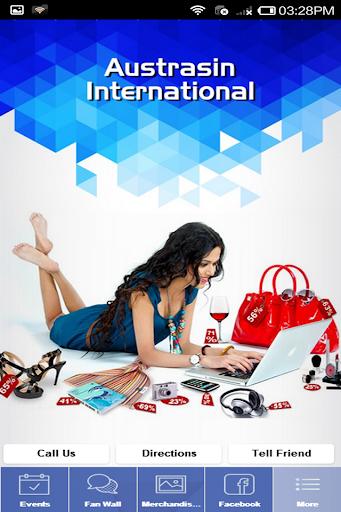 Austrasin International