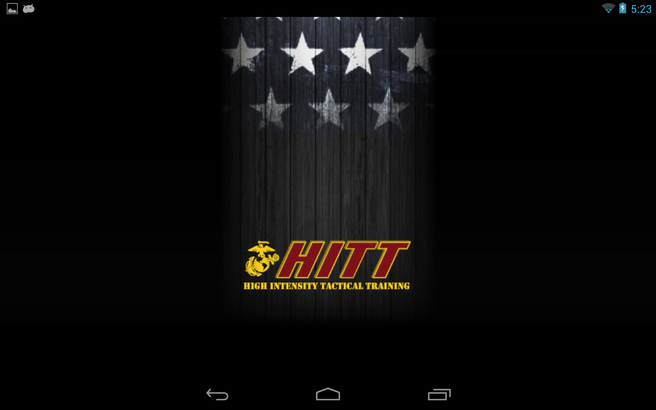 HITT - screenshot