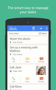 Shifu: To Do & Task Manager - screenshot thumbnail