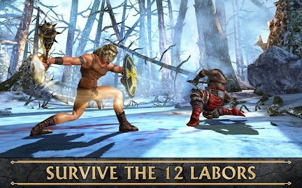 HERCULES: THE OFFICIAL GAME Screenshot 9