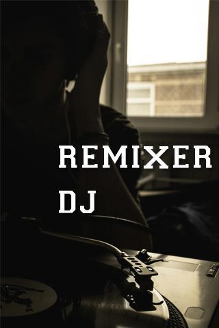 Remixer DJ