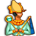 Brickshooter Egypt icon