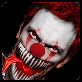 Scary Face Prank
