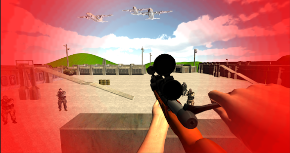 Army Sniper Shooter 3D- screenshot thumbnail