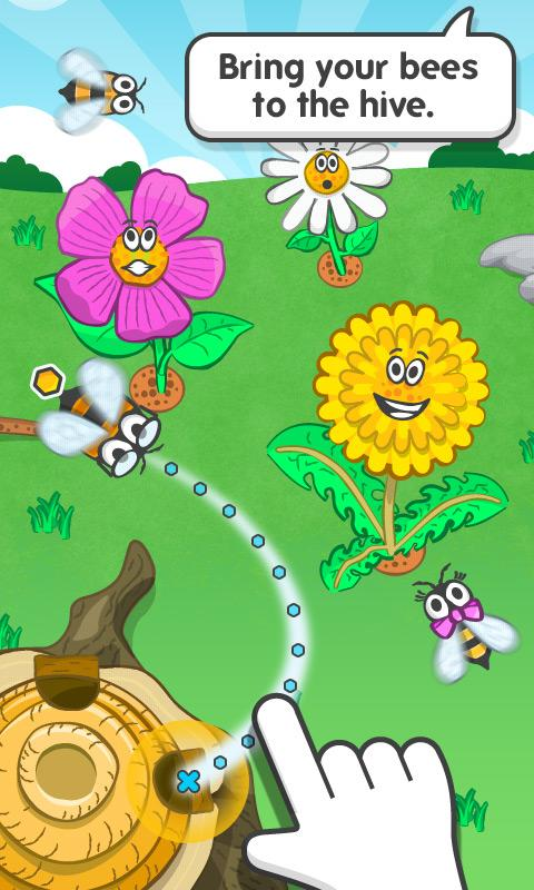 Bee Control - screenshot
