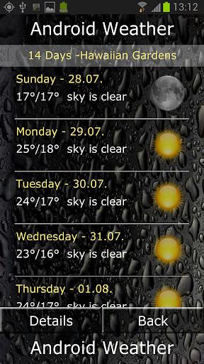 【免費天氣App】天氣14天 - 無廣告-APP點子