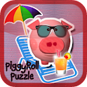 Piggy Roll Puzzle icon