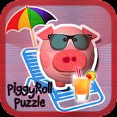 Piggy Roll Puzzle