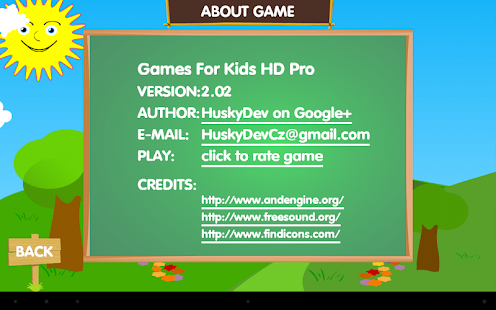 Games For Kids HD Pro - screenshot thumbnail