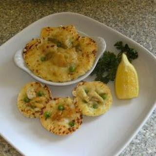 Asparagus Fish Pie