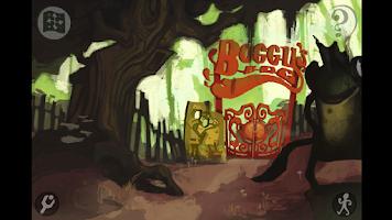 Screenshot of Detective Grimoire