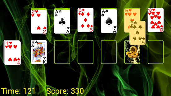 Doublets Solitaire- screenshot thumbnail