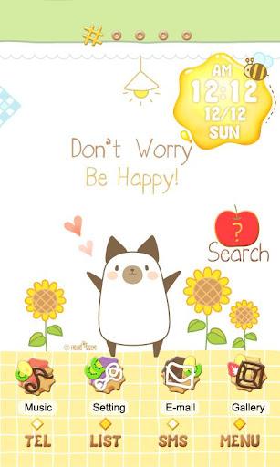 CUKI Themes Sweet Happy