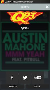 Q93FM Todays Hit Music Station - screenshot thumbnail