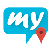 mysms – GPS Location Sharing