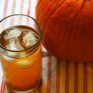 Pumpkin Shrub