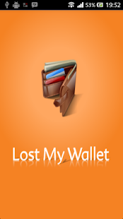 Lost My Wallet Lite - India - screenshot thumbnail