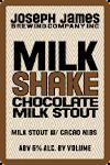 Joseph James Milkshake Chocolate Milk Stout