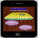 Pensar word puzzle game logo