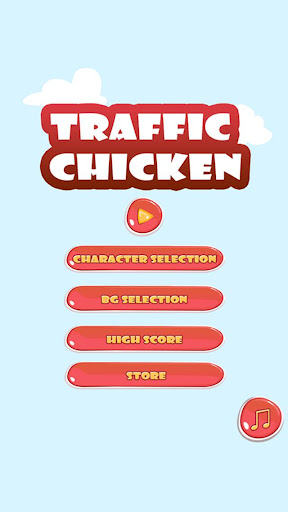 Traffic Chicken