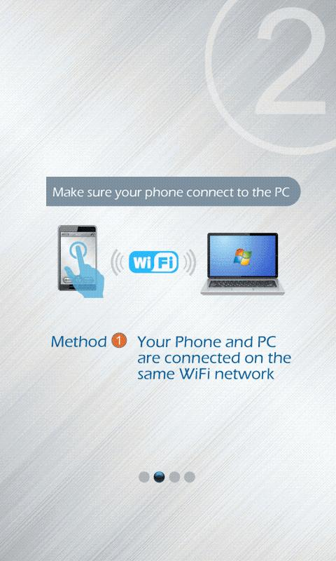 PPT Remote - screenshot