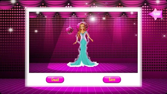 Dress up and Makeover - screenshot thumbnail