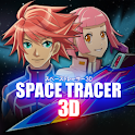 SPACE TRACER 3D logo