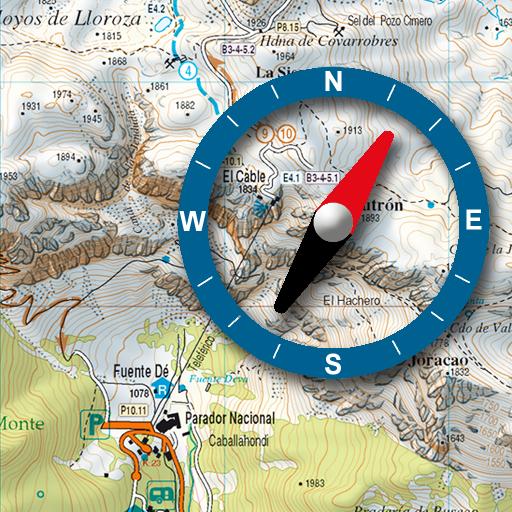 telefontäckning karta Mapa de Las Ubiñas – Appar på Google Play telefontäckning karta