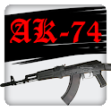 Your AK-74 logo