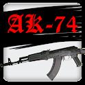 Your AK-74 logo