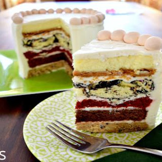 The Ultimate Layer Cake.