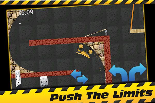 Uphill Dump Truck Racing - screenshot